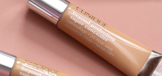 clinique beyond perfecting super concealer review