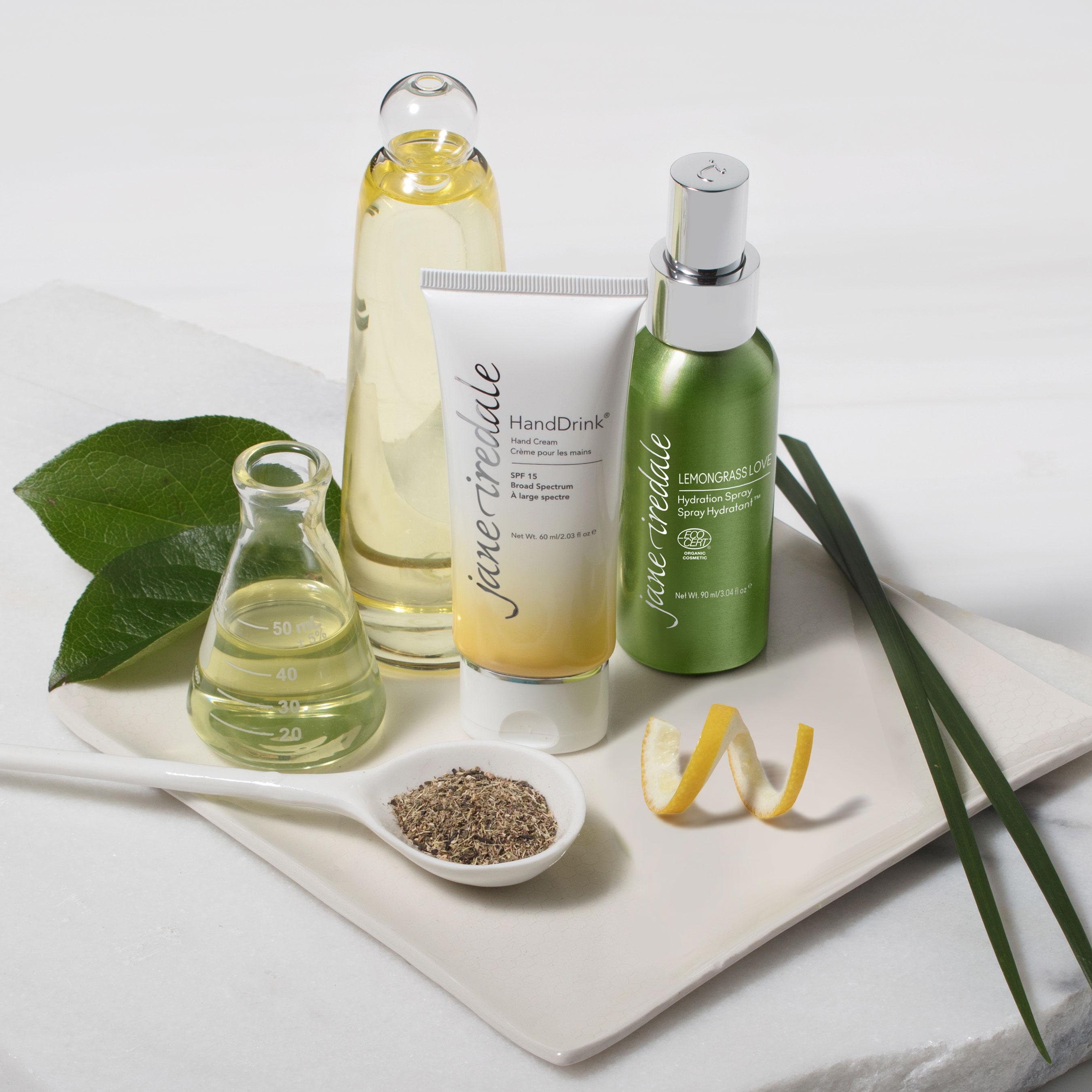 <pre>L'éducation d'ingrédient: huile de citronnelle   jane iredale Mineral Makeup Blog