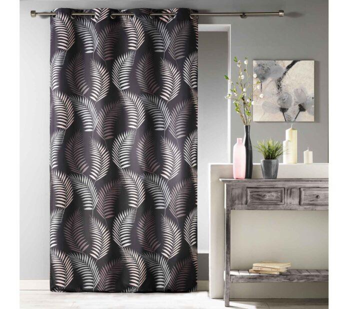 Décorez votre intérieur avec des rideaux à motifs